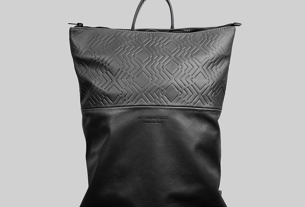 "Sahara ""Black leather"""