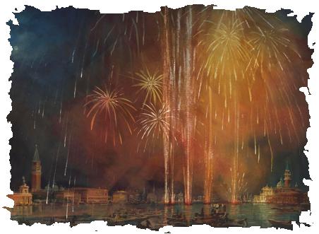 Explosions Over Waterdeep
