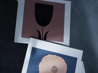 イベントのお知らせ                                 ミヤギユカリ イラスト展示「flower」