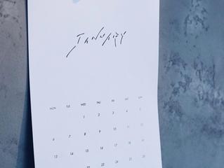 【入荷情報】紙事 2020年カレンダー