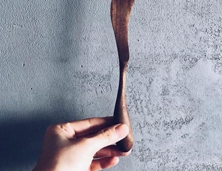 吉川和人 バターナイフ作りワークショップ