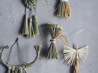 榊麻美植物研究所 しめ縄飾り受注会