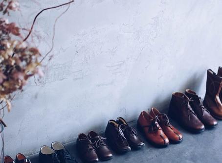 【入荷情報】bram 子供靴