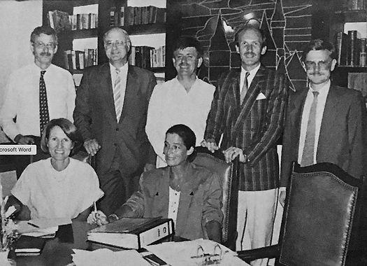 Vorstand der DSM ca 1986.jpg