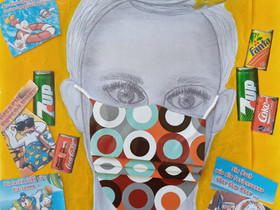 Featured Student Works: Self Portraits
