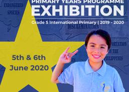 PYP Exhibition 2019-2020