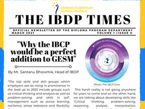 The IB Times (Vol. 1, Issue 6)