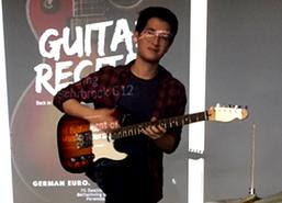 Solo Guitar Recital