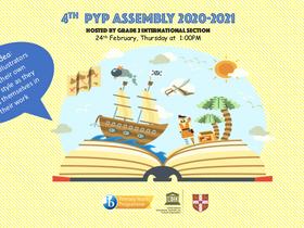 2nd-graders host PYP Assembly