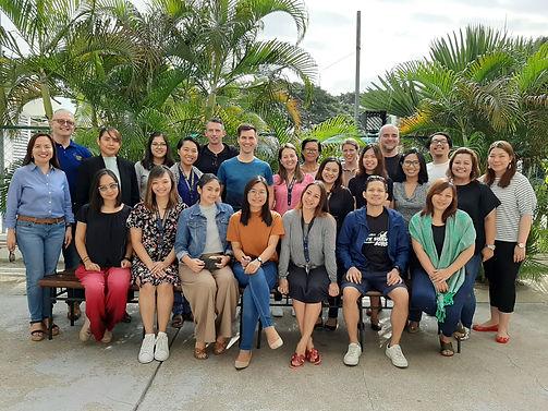 GESM's International Primary Staff
