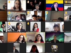 GESM students shine at recent Model UN Locals