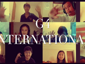 Intl Primary concludes PYP Unit 2