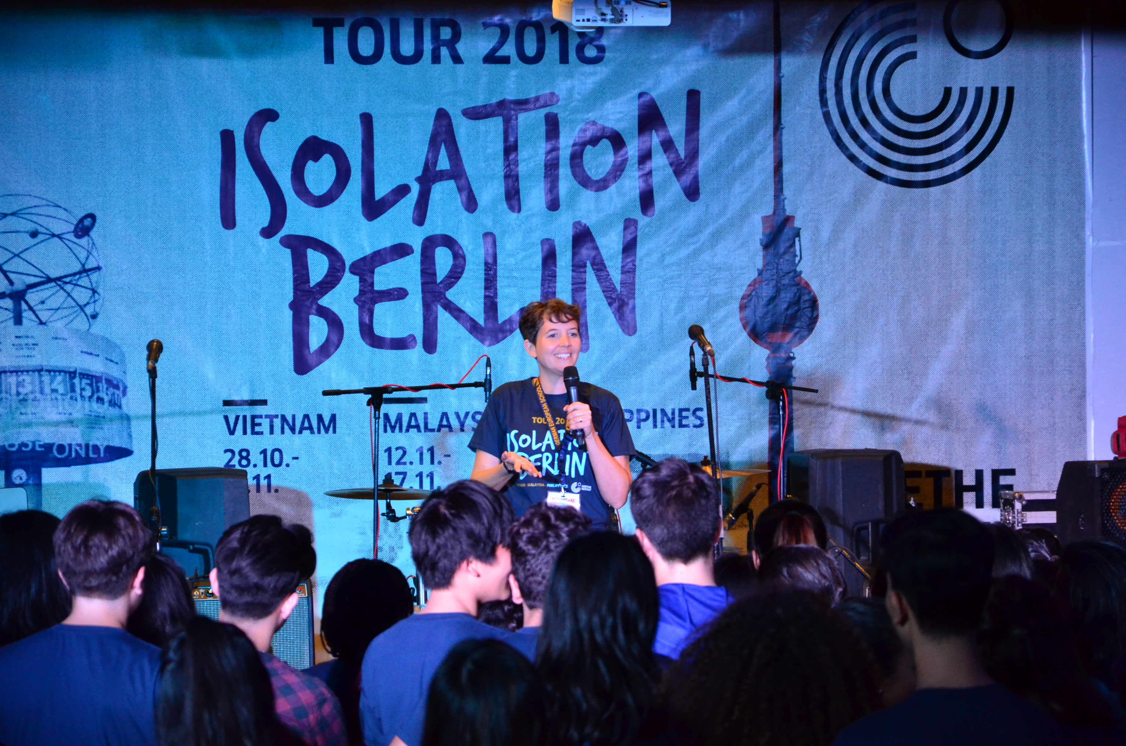 Isolation Berlin