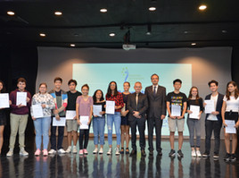 The German European School Manila  Awarding ceremonies for DSD 1 and IGCSE