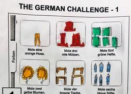 "The ""German Challenge"""
