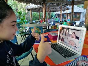 How the German school in Manila makes online schooling work