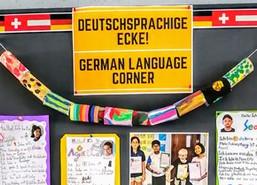 Deutschsprachige Ecke -- the German-Speaking Corner