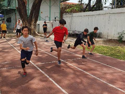 SPORTTAGE an der DESM | Sports Days at the GESM