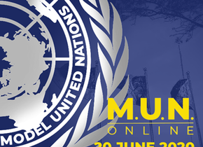 GESM Hosts First Virtual Model UN Conference