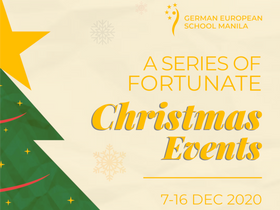 A Series of Fortunate (Christmas) Events at the GESM