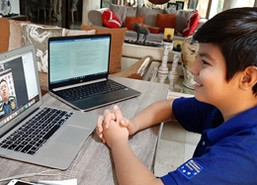 Students conduct notable interviews for PYP Exhibition