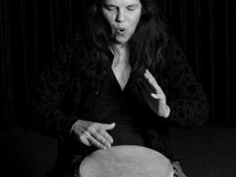 Drumming Priestess Dionne