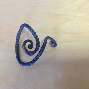 Jewellery_ Torque, from drill bit