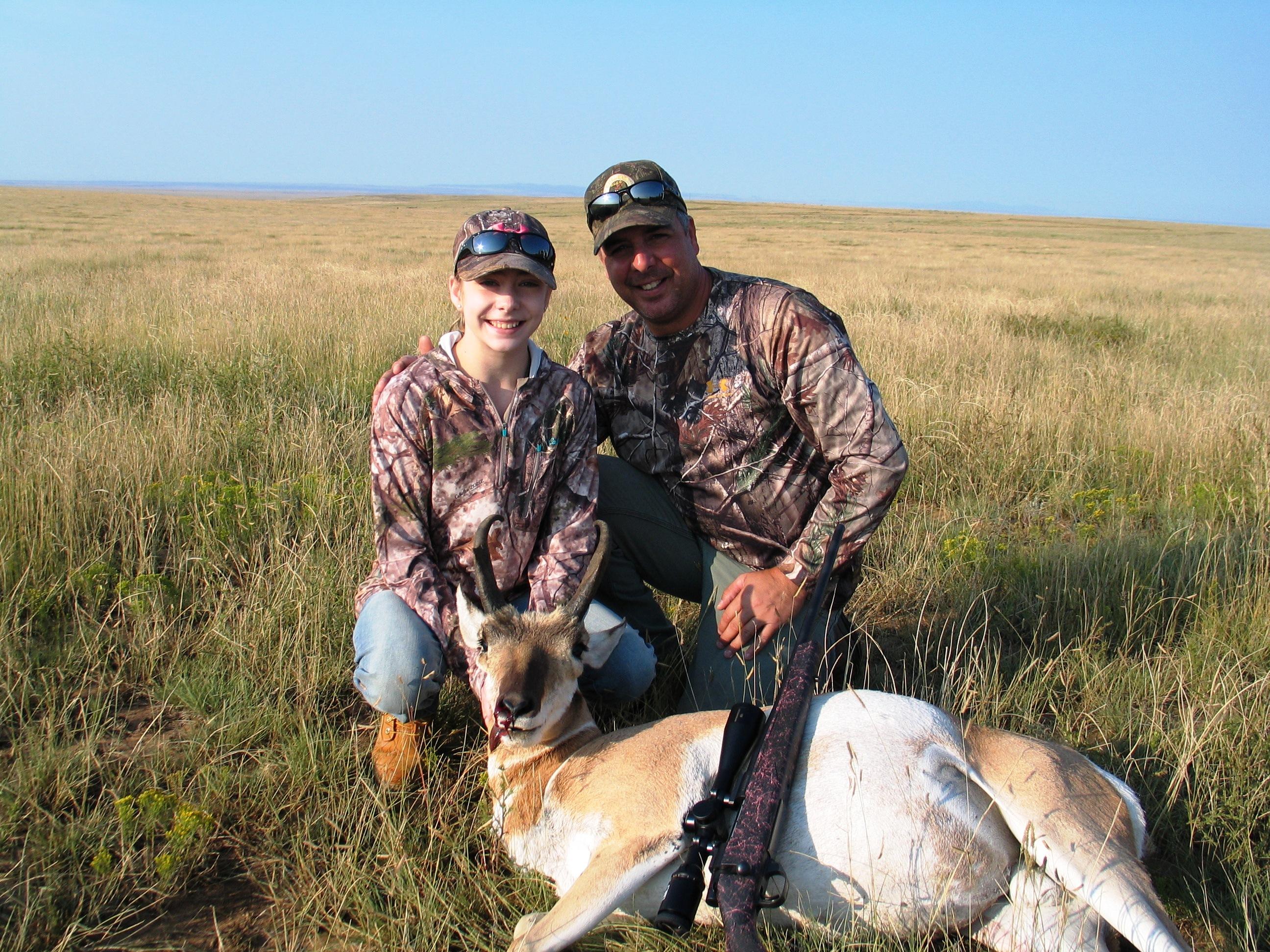 Ragane's antelope