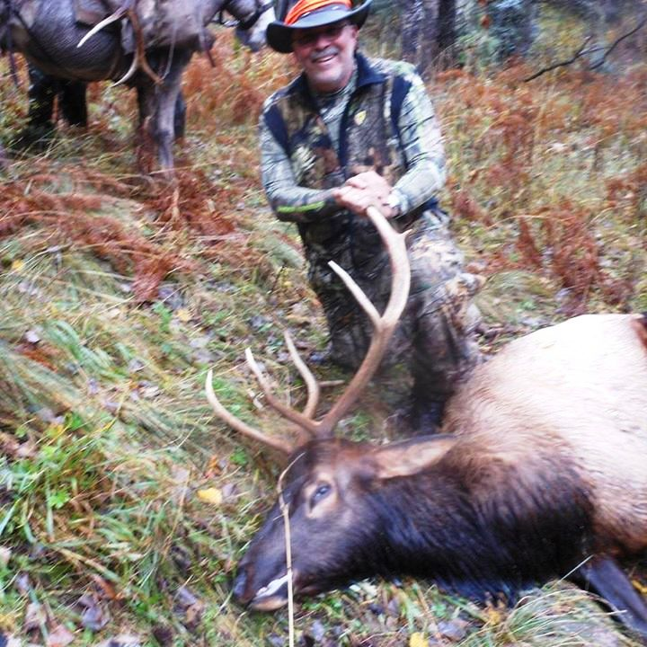 John Highfill's elk 2nd hunt
