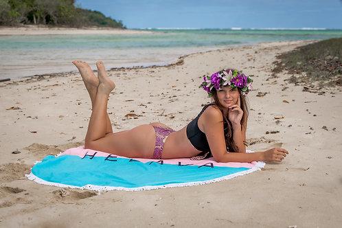 MISS HELAVA Sea Blanket