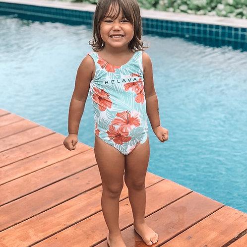 Helava Girls Swimwear