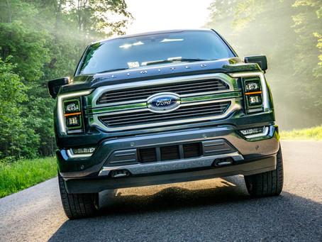 Lo que tienes que saber de la nueva Ford F-150 2021