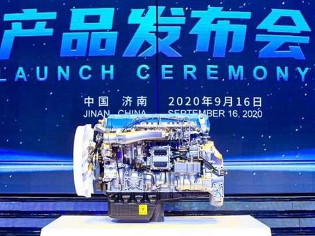 China lanza un motor diésel con una impresionante eficiencia térmica de frenado del 50%
