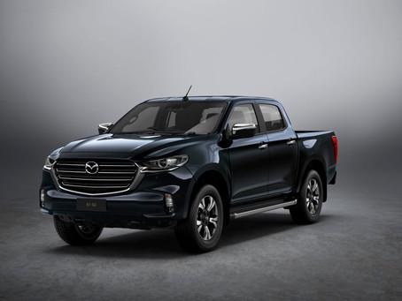 Sí, la camioneta pickup Mazda BT-50 es real. No, no puedes comprarla.