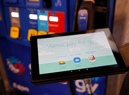 """""""Alexa, paga mi gasolina"""" - El asistente virtual de Amazon ahora puede llenar tu tanque."""
