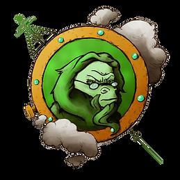 Toxic Sasquatch Icon
