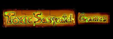 Toxic Sasquatch Logo