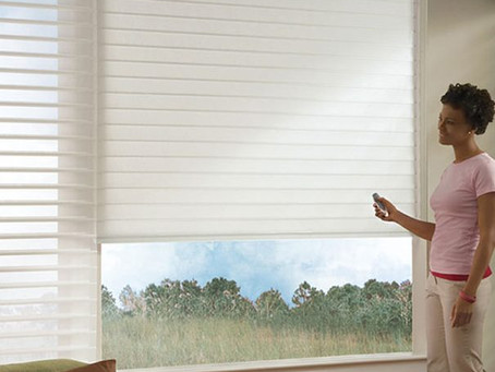 What are motorized blinds? 6 reasons to buy Automated Blinds.