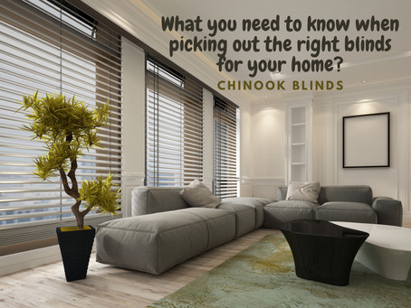 Buyer's Guide – Choose the Right Blinds For Your Space!