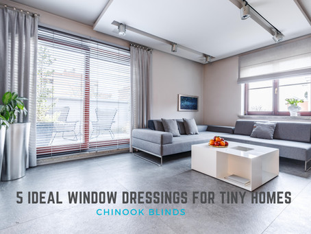 5 Ideal Window Dressings for Tiny Homes