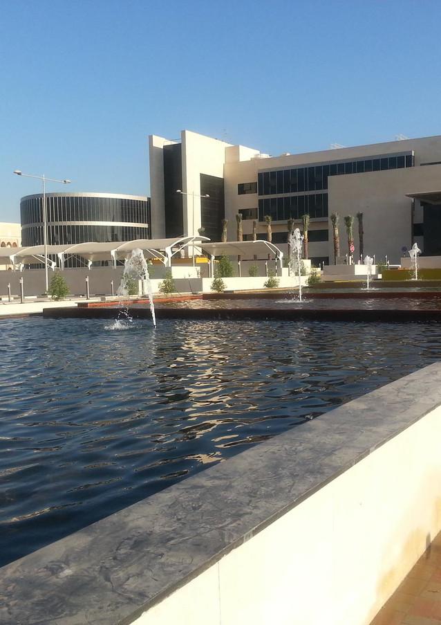 Al Qasimi Hospital, Sharjah