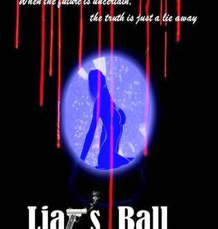 Enter the Goodreads Giveaway Contest for a free autographed copy of Liar's Ball through 9-30-1