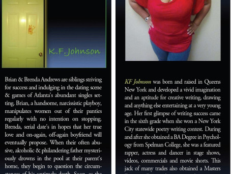 BEHIND CLOSED DOORS BY KF JOHNSON hit 50 Amazon Book Reviews!