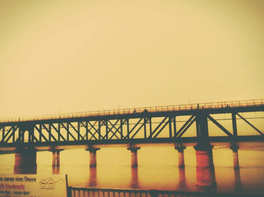 REDEVELOPMENT OF CURZON BRIDGE, ALLAHABAD