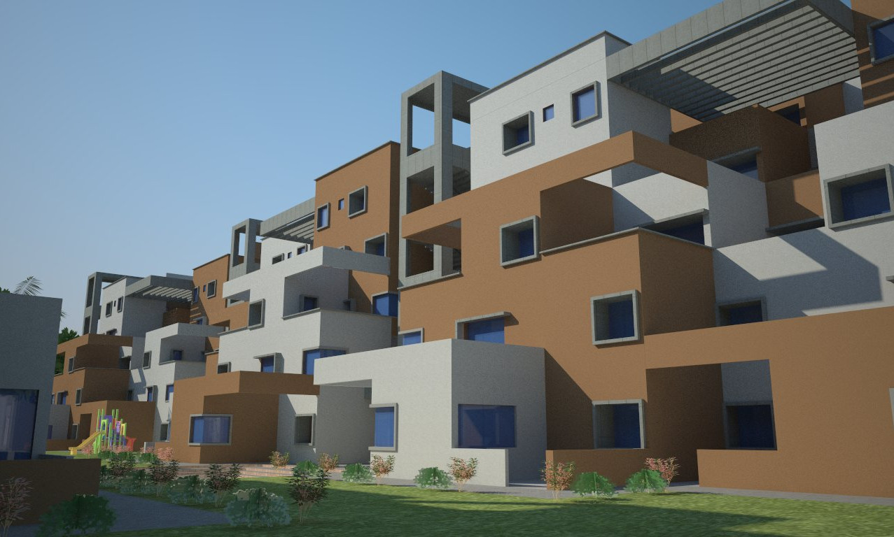 Social Housing, Vidharbha