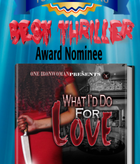WHAT I'D DO FOR LOVE has been nominated for a READER'S CHOICE AWARD!