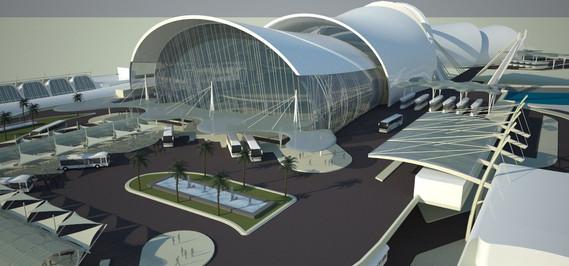 LT-HYW Passenger Terminal, Hongkong