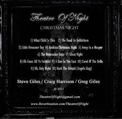 Christmas Night Album Back