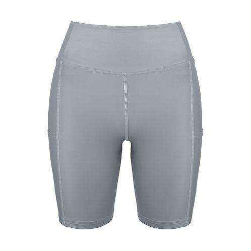 The Grey Koa Cycling Shorts