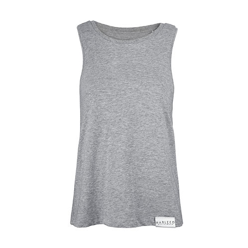 The Harleco cropped tee (Grey)